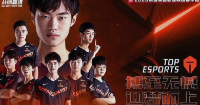 Čínský tým TOP Esports dobyl Mid-Season Cup 2020