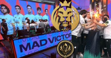 MAD Lions   LEC final