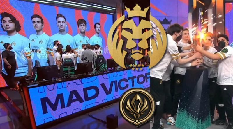 MAD Lions | LEC final