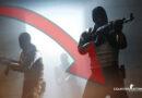 Historický propad! CS:GO přišlo o 100 tisíc hráčů